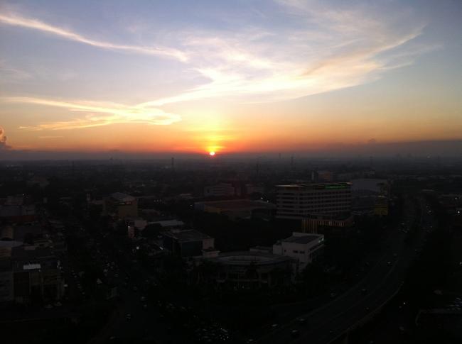Sunset Bintaro